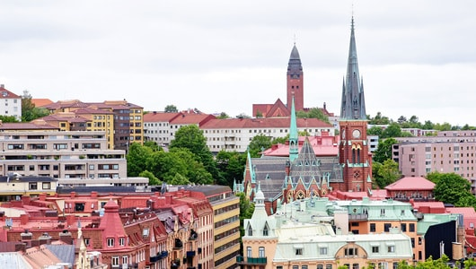 Find apartments and properties for rent in Göteborg here